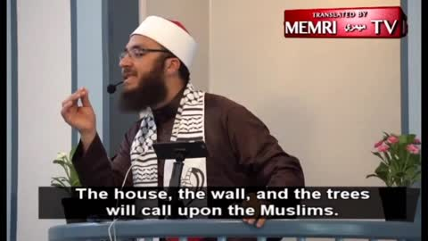 Califormia Imam Says Exactly What We Thought Was Going On In Mosques This Whole Time
