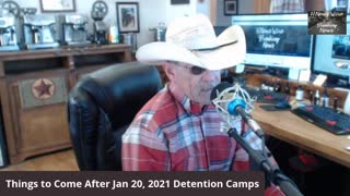 Things to Come After Jan 20, 2021 Detention Camps