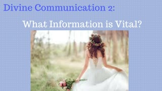 What Information Is Vital?