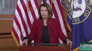 Nancy Pelosi Criticism of Tax Reform: Salary Increases and Bonuses are 'Crumbs' and 'Pathetic' - Video