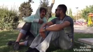Having fun in Tehran - Video