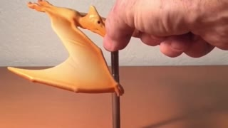 Physics Fun: Balance Pteranodon