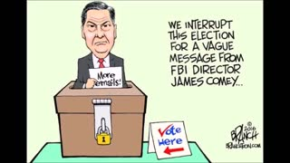 A Tribute To James Comey