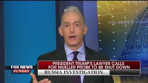 Trey Gowdy to McCabe: Trump Didn't Get You Fired, Your Own Fellow Agents Recommended It