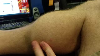 Horrible Calf Cramps Volume 2!  - Video