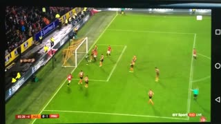 VIDEO: Marcus Rashford scores the winning goal in the stoppage time - Video
