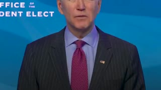 Biden: Our Priority is Helping Non White Businesses