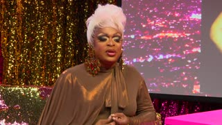 Kennedy Davenport: Look at Huh SUPERSIZED Pt 2 on Hey Qween! with Jonny McGovern - Video
