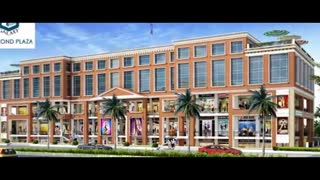 Galaxy Group Diamond Plaza Business Space Noida Extension - Video