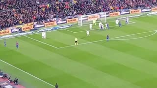 Luis Suarez header goal vs Real Madrid - Video
