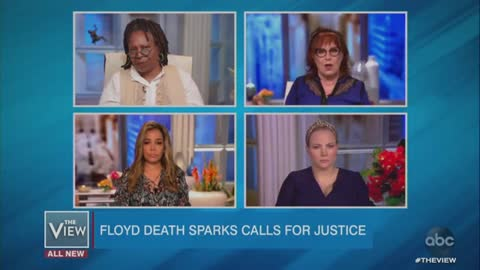Behar Blames Trump For Death Of George Floyd By Minn. Police…