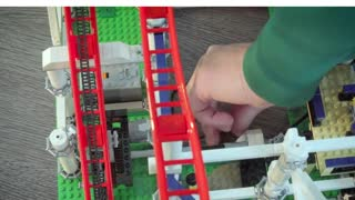 Announcing the LEGO Creator Expert: Roller Coaster 10261 with 4,124 pieces! - Video