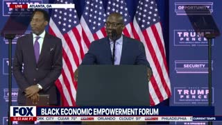 Black Conservatives defend president trump