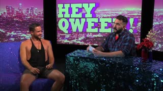 Miles Davis Moody On His Role in DWV's Boy Is A Bottom: Hey Qween! Highlights - Video