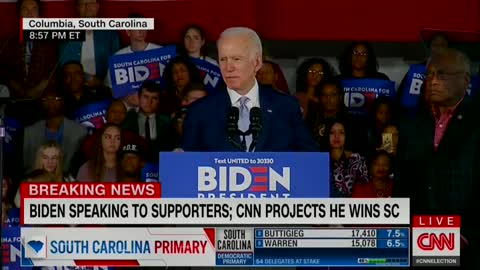 Biden disses Bernie: 'Talk About Revolution' is Cheap