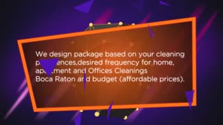 Reliable & Quality Cleaning Services For Your Home - Video