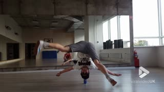 Balance on a can if you can - Video