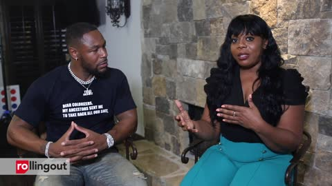 Tank weighs in on black lives matter conversation