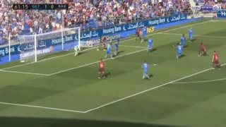 Gol de Denis Suarez vs Getafe - Video