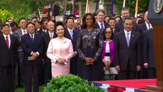 Obama hosts China's Xi amid simmering tensions