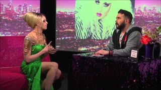 Laganja Estranja LOOK AT HUH!  On Season 2 of Hey Qween with Jonny McGovern - Video