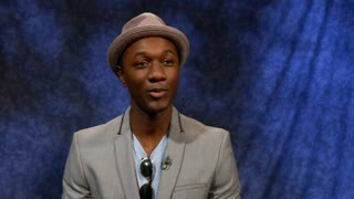 Aloe Blacc: Music with a message