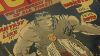 Comic books owned by Batman co-creator Bob Kane hit the auction block - Video