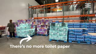 Toilet Paper Apocalypse Is Happening At Costco As Canadians Stock Up For COVID-19
