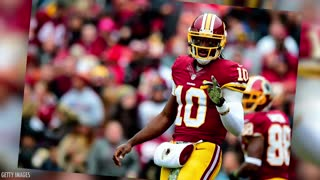 Redskins President Says Robert Griffin III Not Coming Back Next Season - Video