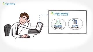 angel broking online trading demo - Video