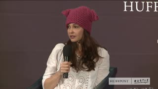 Ashley Judd: Trump Winning Election Is WORSE Than Being RAPED - Video
