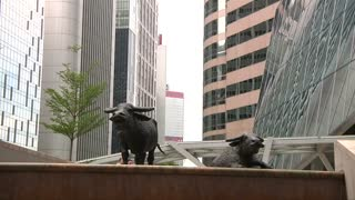 Fed worries and China's economy still weighing on Asia stocks - Video