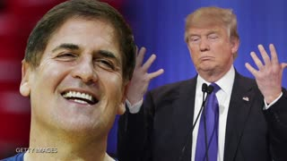 Mark Cuban Running Against Donald Trump For President? - Video
