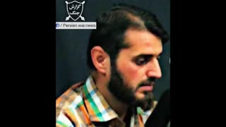 A revolutionary guard says about the the Iranian involvement in the Syrian Civil War - Video