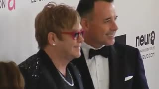 Social media storm over Elton John and Dolce & Gabbana spat - Video