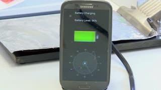 Recharge your phone in 30 seconds? Israeli firm says it can - Video