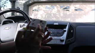 Acepro magnetic vent phone car mount review - Video