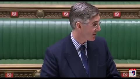 Jacob Rees-Mogg DESTROYS Scottish National Party - 'SNP want to be controlled by EU!'