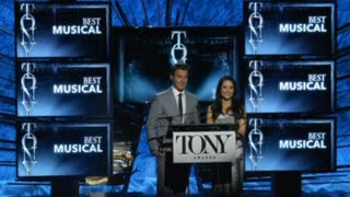 Tony Nominations Announced, Star Wars Cast Revealed - Video