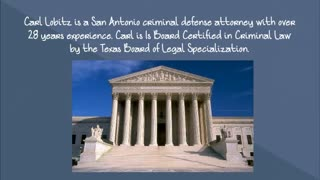 criminal defense attorney san antonio - Video