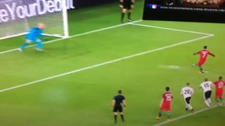 Cristiano Ronaldo missed penalty vs Austria - Video