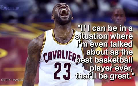 LeBron James Said He Would Like To Play For the Lakers