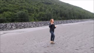 Never Hike the Mud Flats - Video