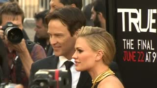 True Blood cast gather for final season premiere - Video