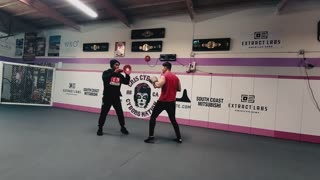 Mitt Work - Boxing on the Weekends