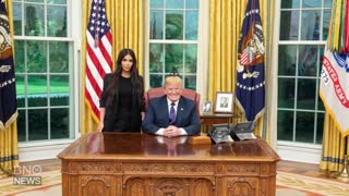 Trump Commutes Sentence of Alice Johnson After Plea From Kim Kardashian - Video