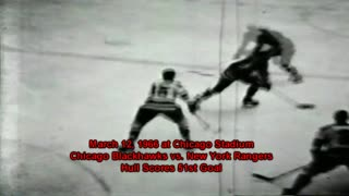 Interview with Chicago Blackhawks Legend Bobby Hull - Video