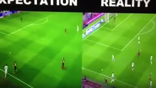 Neymar Jr vs Gareth Bale - Expectation vs. Reality - Video