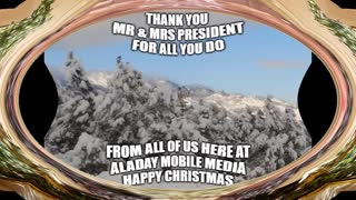 Happy Christmas From Aladay Mobile Media