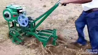 Agriculture machine in Khmm(dist), Karepally